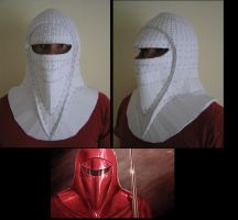 PEPAKURA - STAR WARS Royal Guard Helmet HD by distressfasirt