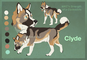 WKC's Clyde by WagginKennelClub
