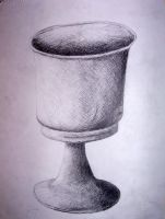 Pencil Chalice by thoraxe