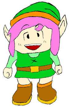 Quikie Link by TheSpud