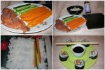 How to make sushi at home by DanutzaP