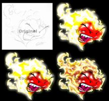 Heart Aflame T-shirts by SEspider