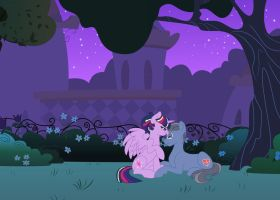 Love under the Stars by DasPuschel