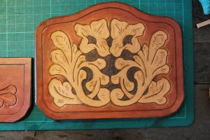eyeglass case after painting by wulvi
