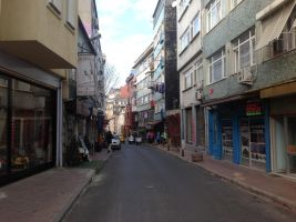 Istanbul Old Town by SinanDira