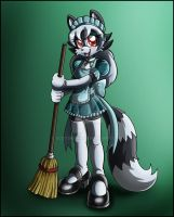 Milena Maid up by scotskunk