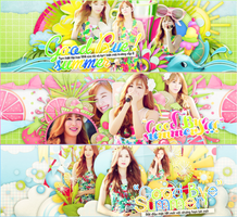 3/7 TaeTiSeo Good Bye Summer Request by @Bunny by BunnyLuvU