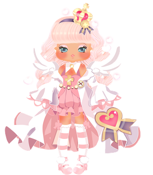 Fairy Doll's outfit 2 by kawaiiprincess2