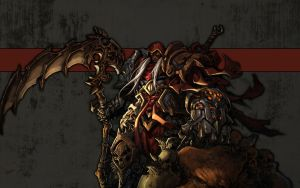 Darksiders Wallpaper by Shenkal