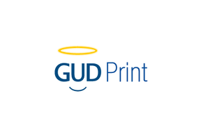 Gud Print by graphican