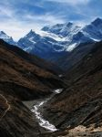 Towards the Mountain by jOphir
