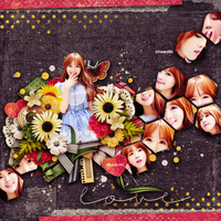 LOVE Wallpaper by Shawolki