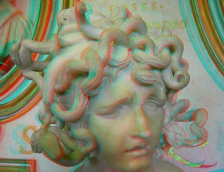 Rome 26 3D Anaglyph by yellowishhaze