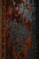 Rusted Steel Texture by Logicalx