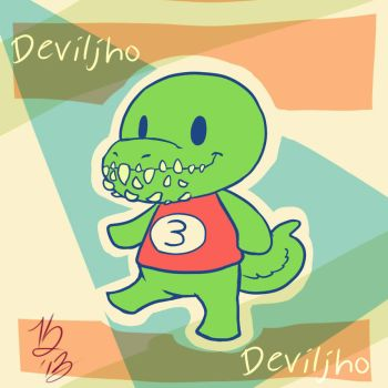 Deviljho by ChiroComplexity
