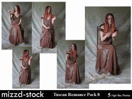 Tuscan Romance Pack 8 by mizzd-stock