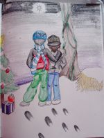 a christmas to my mom by Silent-nona-light