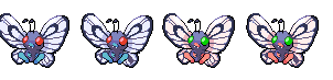 012 Butterfree Scratch by Sweet-Fizz