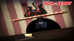 Tom and Jerry by XtremeTerminator4