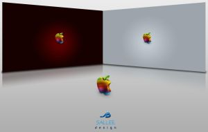 mac vintage 3D by LeMex