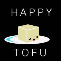 Happy Tofu by Phaderus