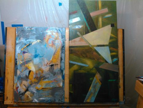 Two finished abstracts. by sllatreille