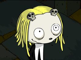 Happy Lenore by mjor