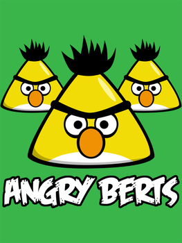 Angry Berts by DouglasFir37
