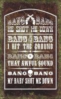 bang bang by BrainlessNotBlind
