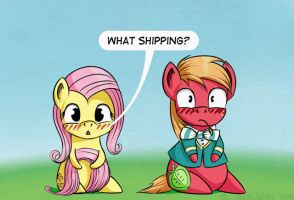 What shipping? by el-yeguero