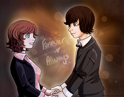 Forever and Always by xMarzisme