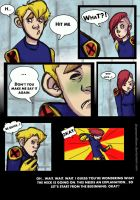 X-MEN EVO-T Phase2, Pg.1 by ShamanEileen