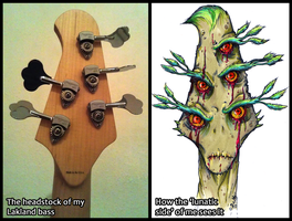 How I see it - headstock by Morrison3000