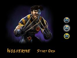 Wolverine Start Orb by andyNroses