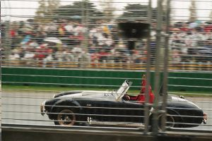 Michael Schumacher Parade Lap by NYC55david