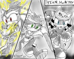 :RQ: team hunter by Ferni21