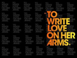 TWLOHA Wallpaper by LittleGirl88