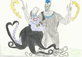 Those Poor Unfortunate Souls by sodamnboring