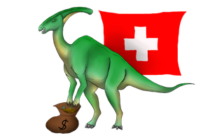 Dinotalia: Switzerland by Suomen-Ukonilma