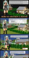 MMD Tutorial: How to Destroy a House by Trackdancer