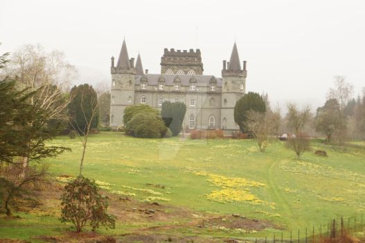 Inverary Castle by Power-Barbie