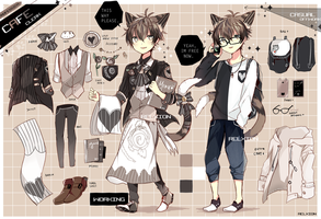 [AUCTION*CLOSED]Lineheart*5 by Relxion-kun