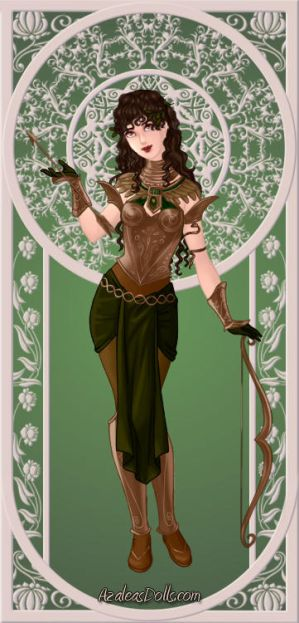 ~Quietus~ Yuuhi Kurenai: Goddess of the Hunt