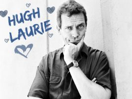Hugh Laurie by LeBonaholic