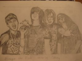 Escape the Fate by chitraah