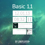 Basic Suite for Rainmeter [v1.1.1] by LinkPlay9