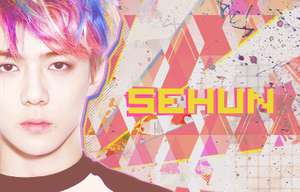 Sehun by animeefriendly