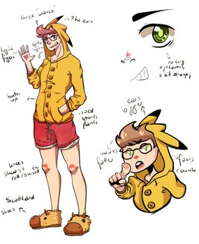Anime - Grimmy Character sheet by Anime-Grimmy