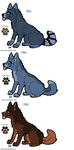 Puppy adopts by caitlin1201