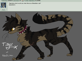 Most badass cat in all the land yall - Answer #17 by X-Ask-Tigerstar-X